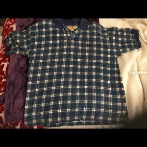 Duck Head Polo Shirt, Large